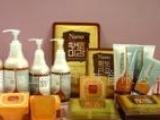 纳米黄土美容护肤品系列