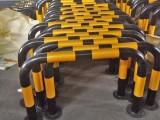 厂家直销 U型挡车杆 车轮定位器 钢管挡车器 大量现货出售