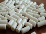 注塑级白色低压再生料 PE颗粒