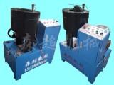 镀锌管扣压机 液压钢管缩管缩头机架 管子对接缩管机 参数