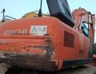 转让 挖掘机日立240G纯土方原版免费试机