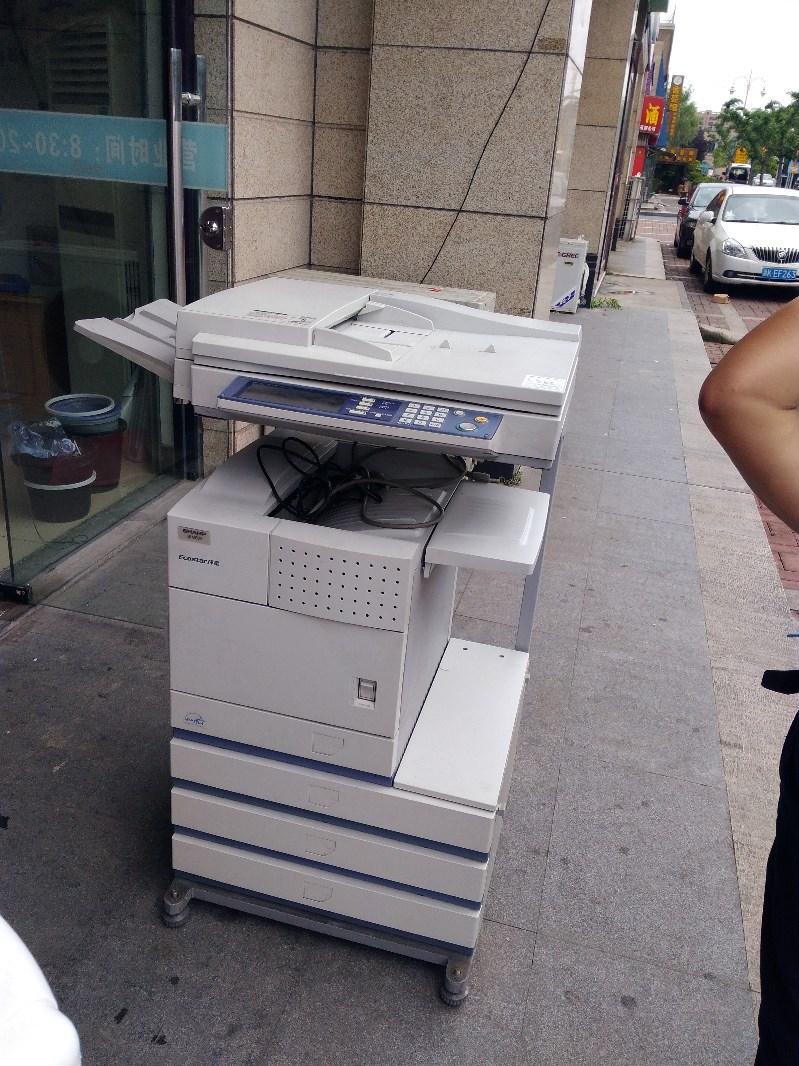 青浦 嘉定 昆山 松江 打印机复印机租赁 各区有门店当天送货