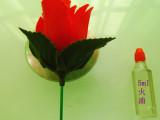 魔术玩具 火把玫瑰  魔术道具 把妹 火把变玫瑰 送5毫升火油