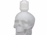 骷髅头玻璃滴管烟油瓶电子烟注油瓶创意头骨液体精油香水包装瓶