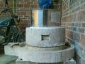 大型石磨机、磨芯直径:50cm