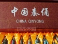 三秦特色会馆兵马俑摆件 西安1.8米真人兵马俑像