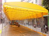 福州移动遮阳篷 推拉遮阳棚 精工打造 质量有保证