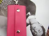 男女通用皮质钥匙包 钥匙收纳 6钥匙扣 小巧便携包可定制