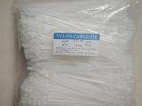 耐高温 抗寒3*120 抗紫外线自锁式尼龙扎带厂家批发 塑料扎带
