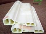厂家直销PVC竹木纤维集成墙板配套配件 100装饰线条