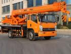 唐骏8吨10吨12吨16吨吊车重汽底盘首付30%免购置税