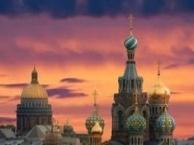 俄罗斯莫斯科彼得堡自助双飞7日六晚自助游