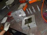 供应精密铸造射蜡模具 铝合金材质 数控CNC加工模具 欢迎来图来