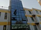 河北大厦玻璃幕墙打胶玻璃幕墙漏水打胶维修换玻璃幕墙公司