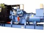 江门回收二手发电机,台山机器设备回收