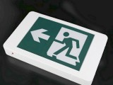深圳外贸厂家直供加拿大专用LED应急灯安全出口指示灯有认证