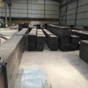 鹅颈大梁|品质卓越的挂车边梁生产商亿隆型钢