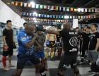 郑州新郑有没有学职业搏击的训练馆