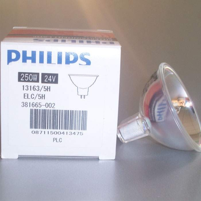 飞利浦13163/5H 250W 24V投影仪灯杯