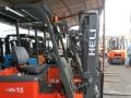 二手3吨物流专用叉车 二手电瓶叉车1.5吨2吨叉车