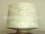 厂家生产供应特种纱彩丝针织纱  32支全棉彩丝纱 全人棉加彩丝纱