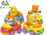 汇乐玩具快乐车队12款356 儿童益智玩具车 厂家直销 可团购