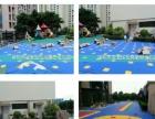 幼儿园地板 悬浮式拼装地板 室内外运动地板