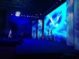 展台设计 展会搭建 灯光音响 LED音响