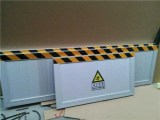 冀航厂家直销铝合金挡鼠板批发 价格配电室隔离挡板