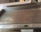 四套纯木头桌子 一个蒸饭箱九成新一个铁板烧九成新