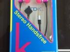 工厂直销TDK金属耳机 入耳式MP3手机耳机 重低音 面条耳麦耳机