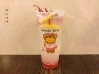 贡米餐饮贪吃熊微简餐果蔬茶加盟