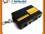 【TEDE精心制作】RJ45、RJ11网络电话 迷你测线仪 网线