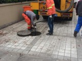 上海青浦重固镇管道清洗 污水池清洗 化粪池清洗