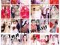 新娘婚礼跟妆,新娘早妆,生活妆,舞台妆
