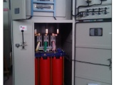 供应唐山串抗启动器兆复安MHRS系列高压电动机电抗起动柜