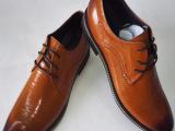 秋冬新款男鞋商务正装男鞋真皮男鞋 系带男鞋头层牛皮鞋英伦 男士