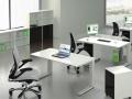 板式办公桌 屏风隔断桌 定制产品