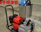 广西南宁安吉喷涂机腻子机打磨机出租