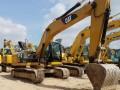 江苏二手挖掘机直销市场 卡特挖掘机低价出售
