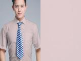 棉涤混纺衬衫面料春夏男士工装衬衫服装面料色织提花布现货供应