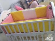 进口高档婴儿床