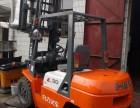直销3吨.5吨.6吨合力叉车八成新,低价出售二手柴油叉车