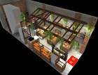 福城蛋糕店装修如何装更吸引顾客