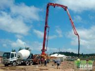 玉林三一有37米到52米臂架泵三一车载泵三一混凝土车出售出租