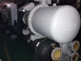 660kw全新堃霖水冷螺杆式冷水机组 上海二手中央空调