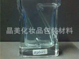 玻璃厂直供 大牌高档香水玻璃瓶高白料玻璃瓶抛光瓶