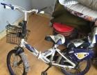 童车和攀爬自行车