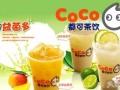 coco都可茶飲奶茶店加盟多少 果汁飲品冰激凌店
