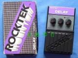 出售全新进口吉他效果器